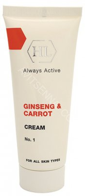 Ginseng & Carrot Cream