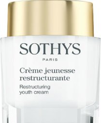 Крем для лица восстанавливающий Sothys Restructuring Youth Cream 50 мл