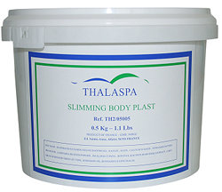 Thalaspa Slimming Body Plast, 3 кг