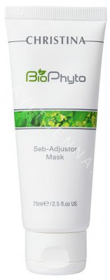 Christina Bio Phyto Seb-Adjustor Mask, 75 мл.