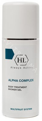 Alpha Complex Shower Gel. Гель для душа.
