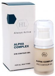 Holy Land Alpha Complex Eye Contour Gel, 15 мл. Гель для век