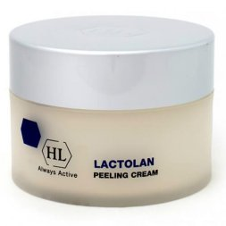 Lactolan Peeling Cream (White Peel), 250 мл. Лактолановый Пилинг-Крем. Гоммаж Скатка.