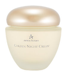 Крем ночной Золотой Anna Lotan Liquid Gold Golden Night Cream 50 мл